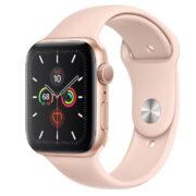 Apple Watch 5 44 Gold
